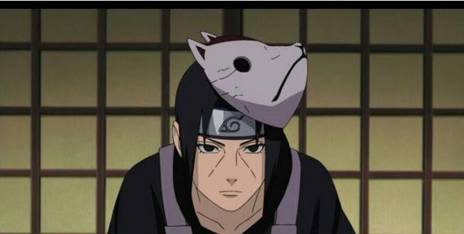 Itachi juega el papel del agente doble y cuestiona la lealtad de Kakashi
