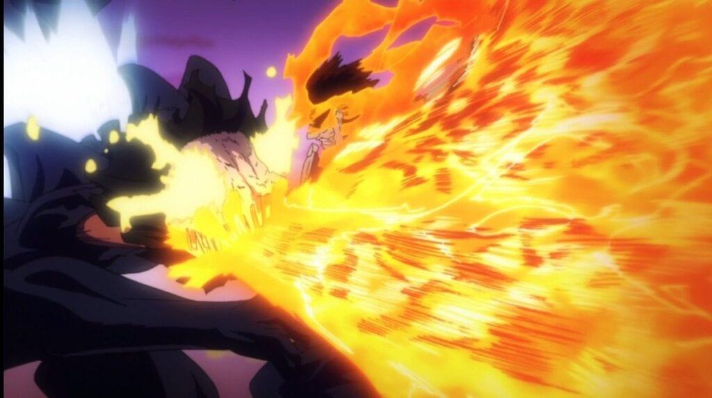 My hero academia: escenas que cambiaron a Shoto Todoroki